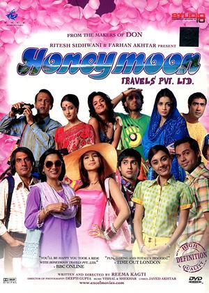 Rent Honeymoon Travels Pvt. Ltd. Online DVD Rental