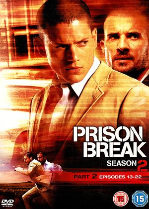 Rent Prison Break: Series 2: Part 2 Online DVD & Blu-ray Rental