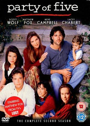 Rent Party of Five: Series 2 Online DVD Rental