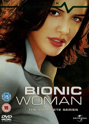 Rent Bionic Woman Series Online DVD Rental