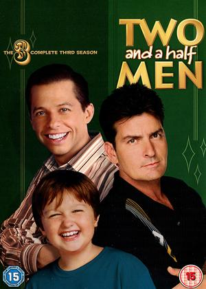 Rent Two and a Half Men: Series 3 Online DVD Rental