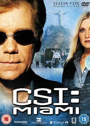 Rent CSI Miami: Series 5: Part 1 Online DVD Rental