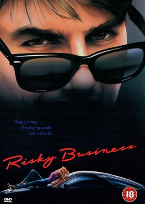 Rent Risky Business Online DVD & Blu-ray Rental