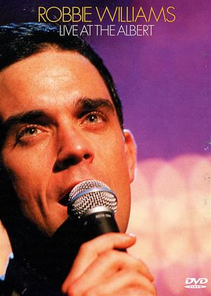 Rent Robbie Williams: Live at the Albert (aka One Night with Robbie Williams) Online DVD Rental