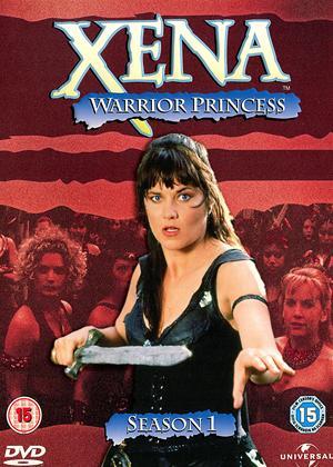 Rent Xena: Warrior Princess: Series 1 Online DVD Rental