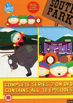 Rent South Park: Series 2 Online DVD Rental