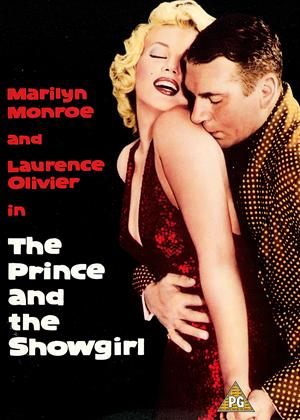 Rent The Prince and the Showgirl Online DVD Rental