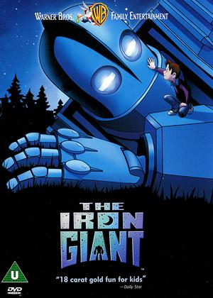 Rent The Iron Giant Online DVD & Blu-ray Rental
