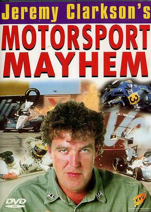 Rent Jeremy Clarkson: Motorsport Mayhem Online DVD Rental