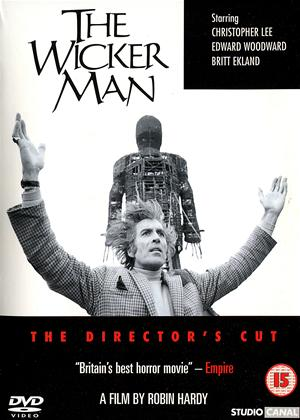 The Wicker Man Online DVD Rental