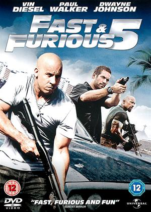 Rent Fast and Furious 5 Online DVD Rental
