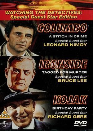 Rent Watching the Detectives: Vol.1 Online DVD Rental
