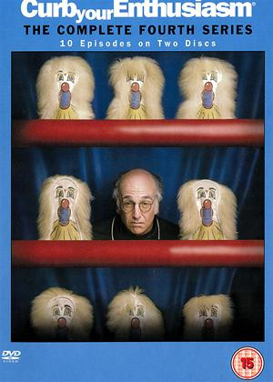 Rent Curb Your Enthusiasm: Series 4 Online DVD & Blu-ray Rental