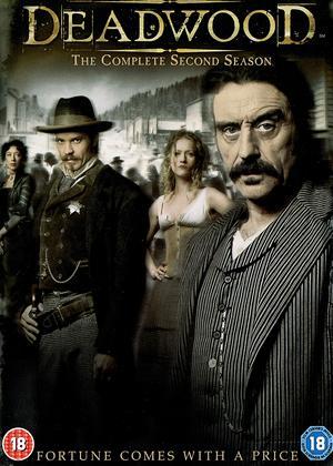 Rent Deadwood: Series 2 Online DVD Rental