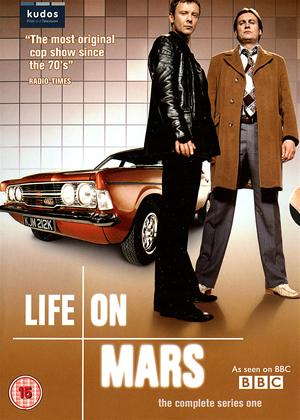 Rent Life on Mars: Series 1 Online DVD Rental