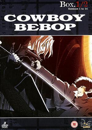 Rent Cowboy Bebop: Collection 1 Online DVD Rental