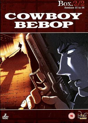 Rent Cowboy Bebop: Collection 2 Online DVD Rental