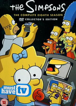Rent The Simpsons: Series 8 Online DVD Rental
