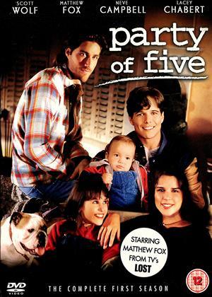 Rent Party of Five: Series 1 Online DVD Rental