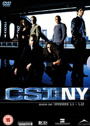 Rent CSI New York: Series 1: Part 1 Online DVD Rental