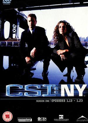 Rent CSI New York: Series 1: Part 2 Online DVD Rental