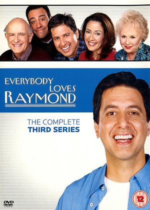 Rent Everybody Loves Raymond: Series 3 Online DVD Rental