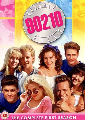 Rent Beverly Hills 90210: Series 1 Online DVD Rental
