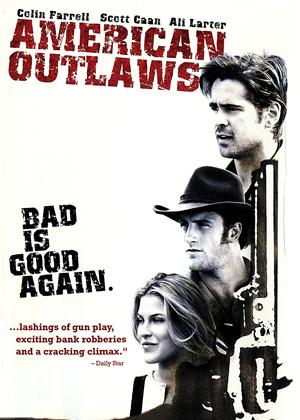 Rent American Outlaws Online DVD Rental