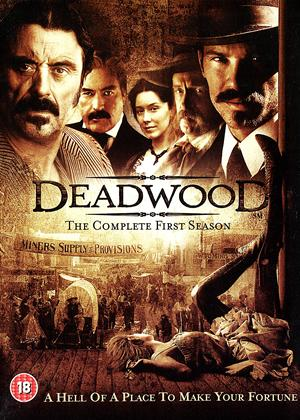 Rent Deadwood: Series 1 Online DVD & Blu-ray Rental