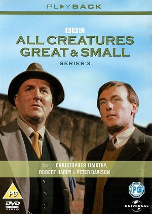 Rent All Creatures Great and Small: Series 3 Online DVD Rental