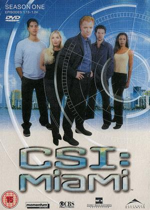Rent CSI Miami: Series 1: Part 2 Online DVD Rental