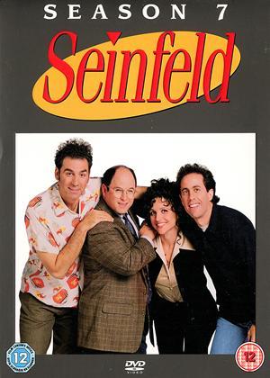 Rent Seinfeld: Series 7 Online DVD Rental