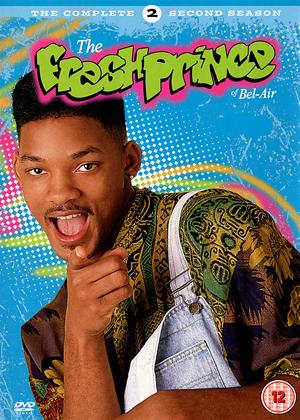 Rent The Fresh Prince of Bel-Air: Series 2 Online DVD Rental