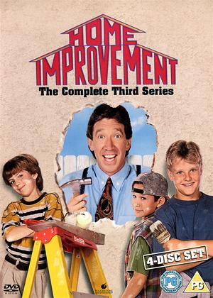 Rent Home Improvement: Series 3 Online DVD Rental