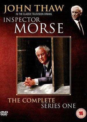 Rent Inspector Morse: Series 1 Online DVD Rental