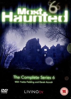 Rent Most Haunted: Series 6 Online DVD Rental