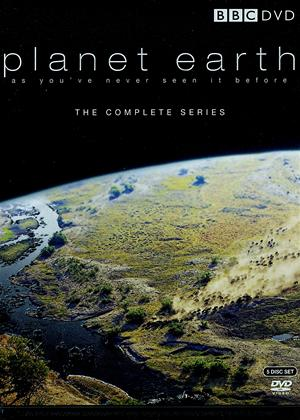 Planet Earth Online DVD Rental