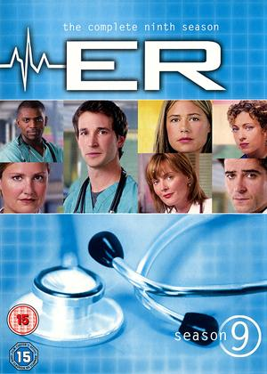 Rent ER: Series 9 Online DVD Rental