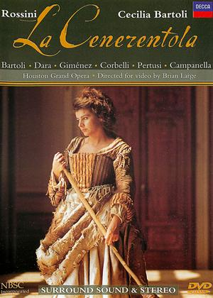 Rent Rossini: La Cenerentola: Houston Symphony Orchestra Online DVD Rental