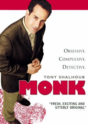 Monk Online DVD Rental
