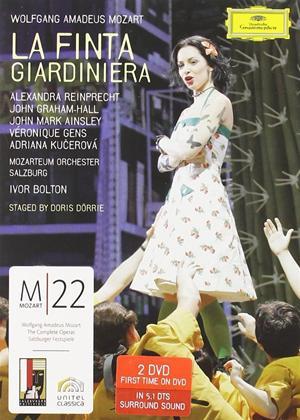 Rent Mozart 22: La Finta Giardiniera Online DVD Rental