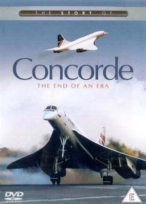 Rent Concorde: The End of an Era Online DVD Rental