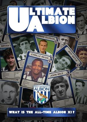 Rent West Bromwich Albion: Ultimate Albion Online DVD Rental