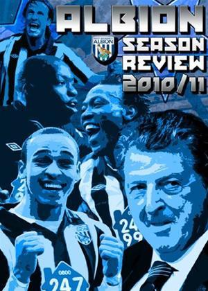 Rent West Bromwich Albion Season Review 2010 /2011 Online DVD Rental