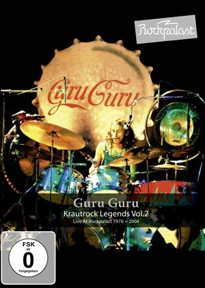 Rent Guru Guru: Live at Rockpalast 1976 and 2004 Online DVD Rental
