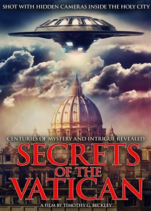 Rent Secrets of the Vatican Online DVD Rental