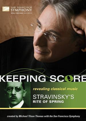 Rent The Rite of Spring: San Francisco Symphony (Tilson Thomas) Online DVD Rental