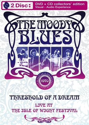 Rent The Moody Blues: Threshold of a Dream: Live at the Isle of Wight Online DVD Rental
