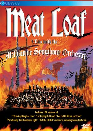Rent Meat Loaf: Live with the Melbourne Symphony Orchestra Online DVD & Blu-ray Rental