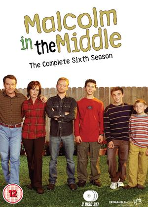 Rent Malcolm in the Middle: Series 6 Online DVD Rental